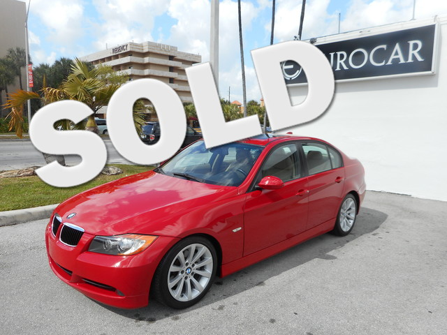 2006 BMW 325i 325i Sedan THIS STUNNING 2006 BMW 325i SEDAN IS IN EXCELLENT CONDITION INSIDE AND OUT