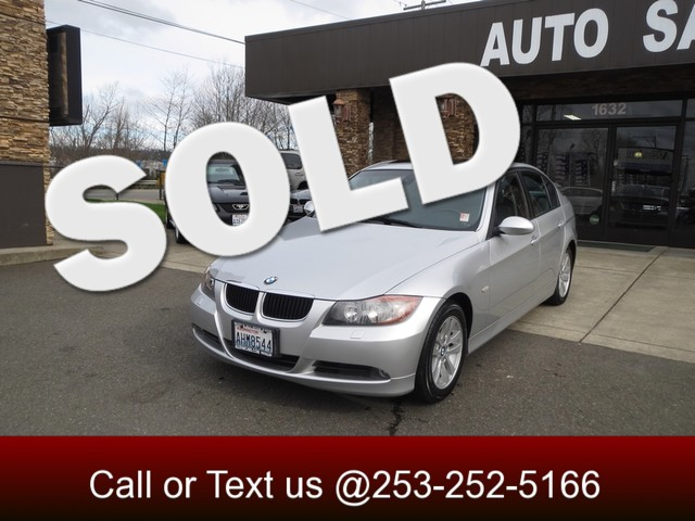 2006 BMW 325i The CARFAX Buy Back Guarantee that comes with this vehicle means that you can buy wi