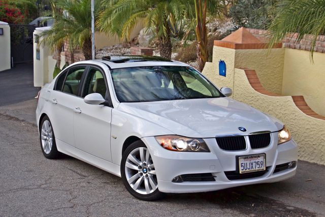 2006 BMW 325i SPORTS PKG AUTOMAIC ONLY 69K MLS  XENON ALLOY WHLS LEATHER Woodland Hills, CA 9