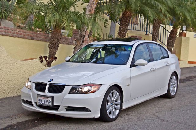 2006 BMW 325i SPORTS PKG AUTOMAIC ONLY 69K MLS  XENON ALLOY WHLS LEATHER Woodland Hills, CA 26