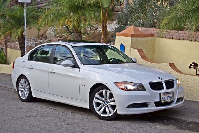 2006 BMW 325i SPORTS PKG AUTOMAIC ONLY 69K MLS  XENON ALLOY WHLS LEATHER Woodland Hills, CA 8
