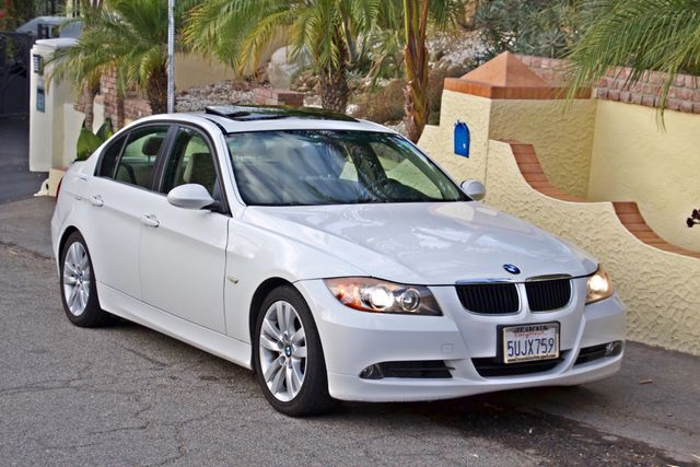 2006 BMW 325i SPORTS PKG AUTOMAIC ONLY 69K MLS  XENON ALLOY WHLS LEATHER Woodland Hills, CA 25