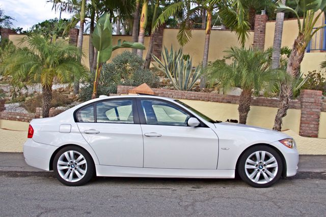 2006 BMW 325i SPORTS PKG AUTOMAIC ONLY 69K MLS  XENON ALLOY WHLS LEATHER Woodland Hills, CA 6