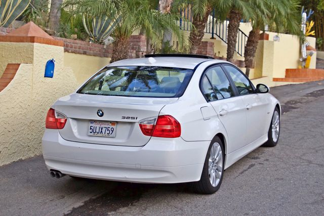 2006 BMW 325i SPORTS PKG AUTOMAIC ONLY 69K MLS  XENON ALLOY WHLS LEATHER Woodland Hills, CA 5