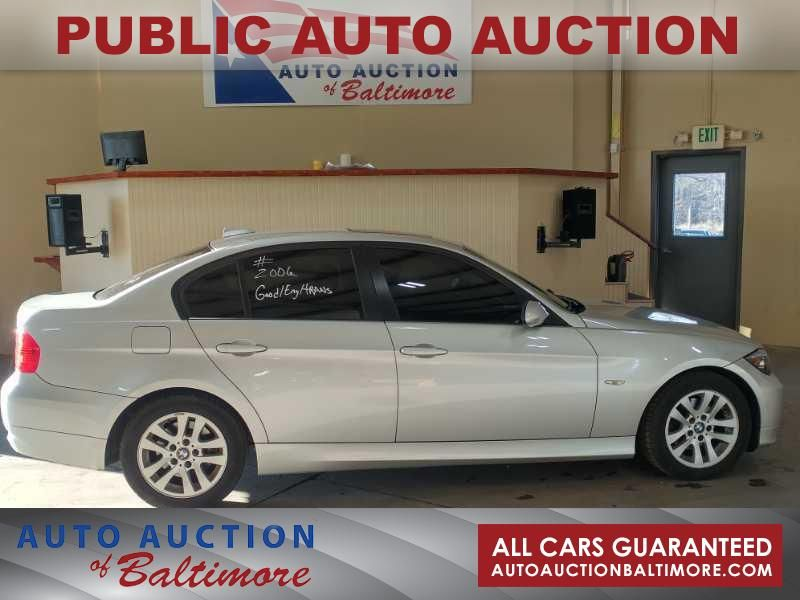 2006 BMW 325xi  | JOPPA, MD | Auto Auction of Baltimore  in JOPPA MD