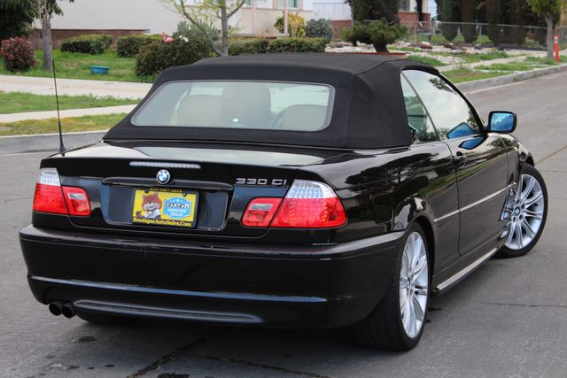 2006 BMW 330Ci ZHP PACKAGE NAVIGATION ONLY 92K ORIGINAL MLS XENON LEATHER ZHP ALLOY WHLS Woodland Hills, CA 10