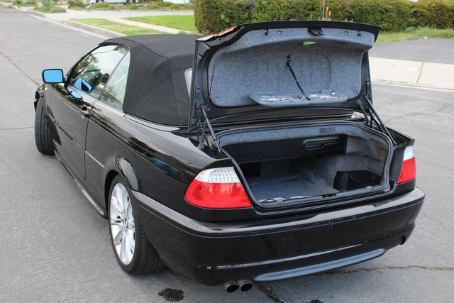 2006 BMW 330Ci ZHP PACKAGE NAVIGATION ONLY 92K ORIGINAL MLS XENON LEATHER ZHP ALLOY WHLS Woodland Hills, CA 17