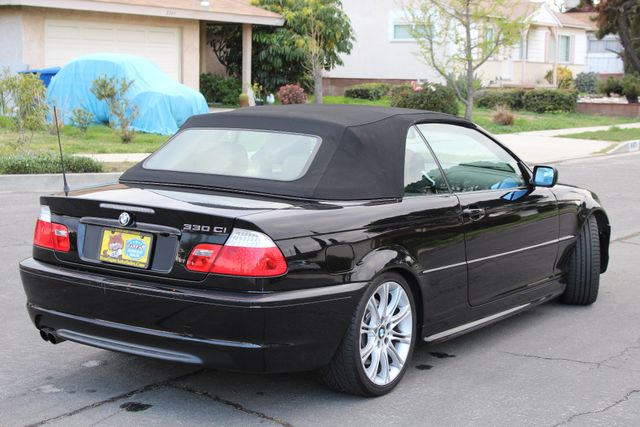 2006 BMW 330Ci ZHP PACKAGE NAVIGATION ONLY 92K ORIGINAL MLS XENON LEATHER ZHP ALLOY WHLS Woodland Hills, CA 11