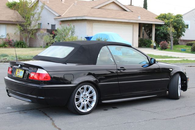 2006 BMW 330Ci ZHP PACKAGE NAVIGATION ONLY 92K ORIGINAL MLS XENON LEATHER ZHP ALLOY WHLS Woodland Hills, CA 12