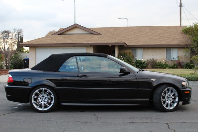 2006 BMW 330Ci ZHP PACKAGE NAVIGATION ONLY 92K ORIGINAL MLS XENON LEATHER ZHP ALLOY WHLS Woodland Hills, CA 13