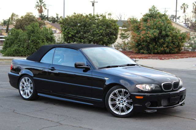 2006 BMW 330Ci ZHP PACKAGE NAVIGATION ONLY 92K ORIGINAL MLS XENON LEATHER ZHP ALLOY WHLS Woodland Hills, CA 14