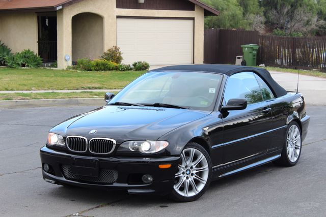 2006 BMW 330Ci ZHP PACKAGE NAVIGATION ONLY 92K ORIGINAL MLS XENON LEATHER ZHP ALLOY WHLS Woodland Hills, CA 2