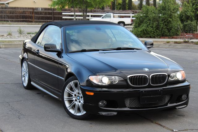 2006 BMW 330Ci ZHP PACKAGE NAVIGATION ONLY 92K ORIGINAL MLS XENON LEATHER ZHP ALLOY WHLS Woodland Hills, CA 45