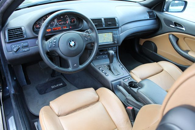 2006 BMW 330Ci ZHP PACKAGE NAVIGATION ONLY 92K ORIGINAL MLS XENON LEATHER ZHP ALLOY WHLS Woodland Hills, CA 20