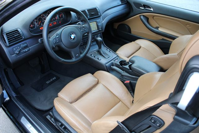 2006 BMW 330Ci ZHP PACKAGE NAVIGATION ONLY 92K ORIGINAL MLS XENON LEATHER ZHP ALLOY WHLS Woodland Hills, CA 22