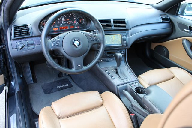 2006 BMW 330Ci ZHP PACKAGE NAVIGATION ONLY 92K ORIGINAL MLS XENON LEATHER ZHP ALLOY WHLS Woodland Hills, CA 23