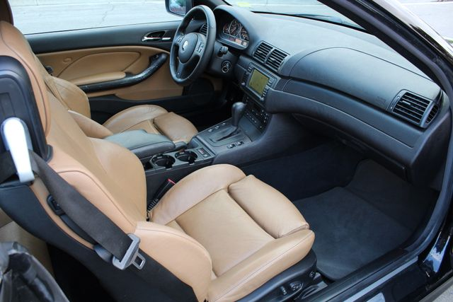 2006 BMW 330Ci ZHP PACKAGE NAVIGATION ONLY 92K ORIGINAL MLS XENON LEATHER ZHP ALLOY WHLS Woodland Hills, CA 30
