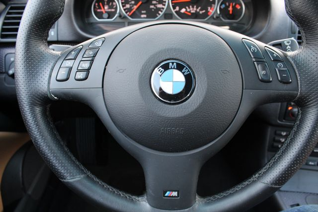 2006 BMW 330Ci ZHP PACKAGE NAVIGATION ONLY 92K ORIGINAL MLS XENON LEATHER ZHP ALLOY WHLS Woodland Hills, CA 24