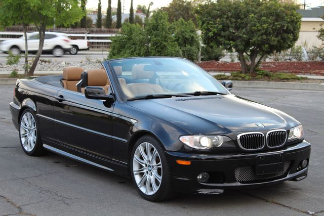2006 BMW 330Ci ZHP PACKAGE NAVIGATION ONLY 92K ORIGINAL MLS XENON LEATHER ZHP ALLOY WHLS Woodland Hills, CA 40