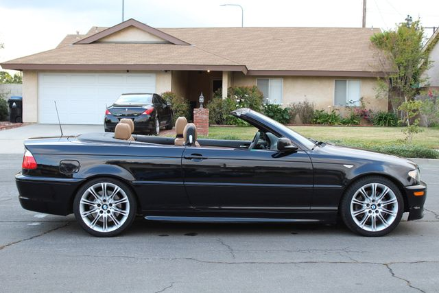 2006 BMW 330Ci ZHP PACKAGE NAVIGATION ONLY 92K ORIGINAL MLS XENON LEATHER ZHP ALLOY WHLS Woodland Hills, CA 42