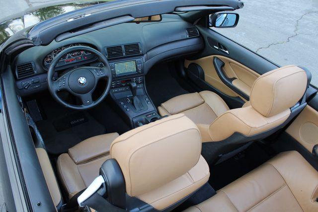 2006 BMW 330Ci ZHP PACKAGE NAVIGATION ONLY 92K ORIGINAL MLS XENON LEATHER ZHP ALLOY WHLS Woodland Hills, CA 32