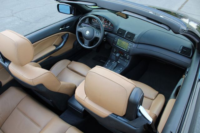 2006 BMW 330Ci ZHP PACKAGE NAVIGATION ONLY 92K ORIGINAL MLS XENON LEATHER ZHP ALLOY WHLS Woodland Hills, CA 33