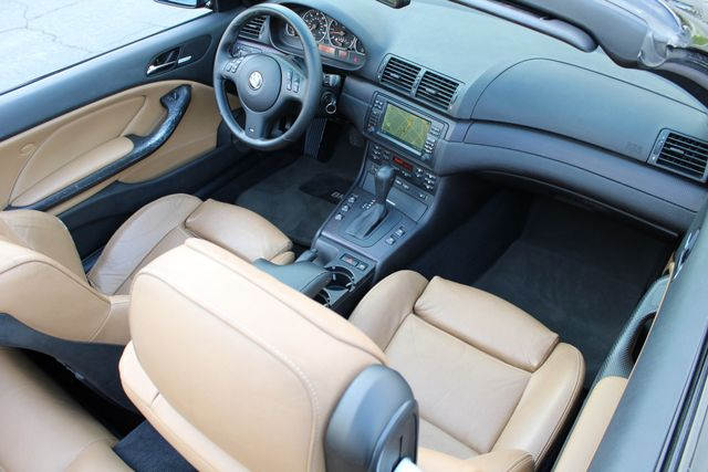 2006 BMW 330Ci ZHP PACKAGE NAVIGATION ONLY 92K ORIGINAL MLS XENON LEATHER ZHP ALLOY WHLS Woodland Hills, CA 38
