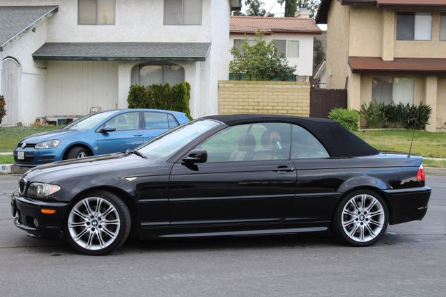 2006 BMW 330Ci ZHP PACKAGE NAVIGATION ONLY 92K ORIGINAL MLS XENON LEATHER ZHP ALLOY WHLS Woodland Hills, CA 5
