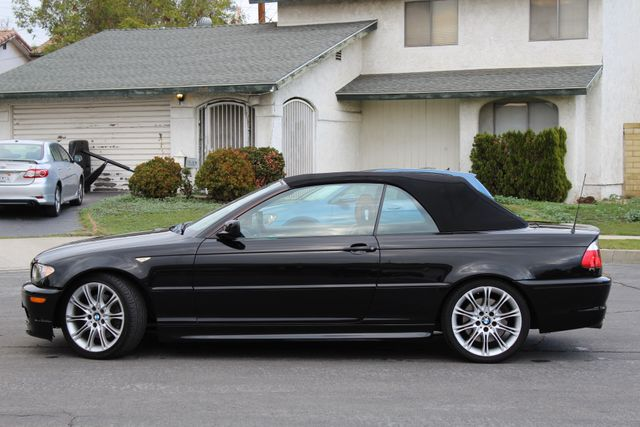2006 BMW 330Ci ZHP PACKAGE NAVIGATION ONLY 92K ORIGINAL MLS XENON LEATHER ZHP ALLOY WHLS Woodland Hills, CA 6