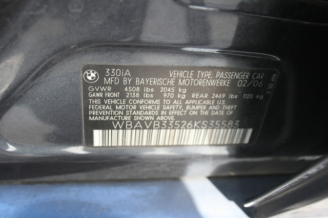 2006 BMW 330i Houston, Texas 18