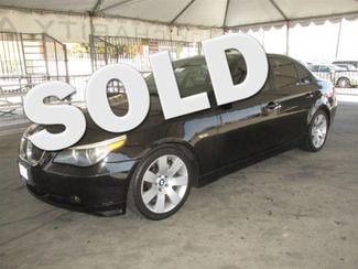 2006 BMW 525i Gardena, California