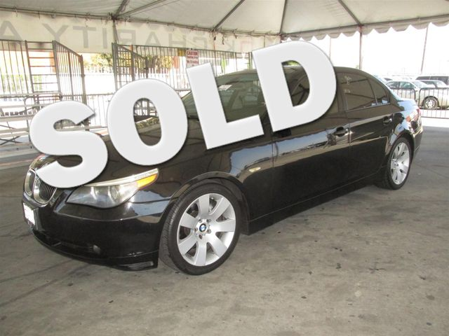 2006 BMW 525i Please call or e-mail to check availability All of our vehicles are available for