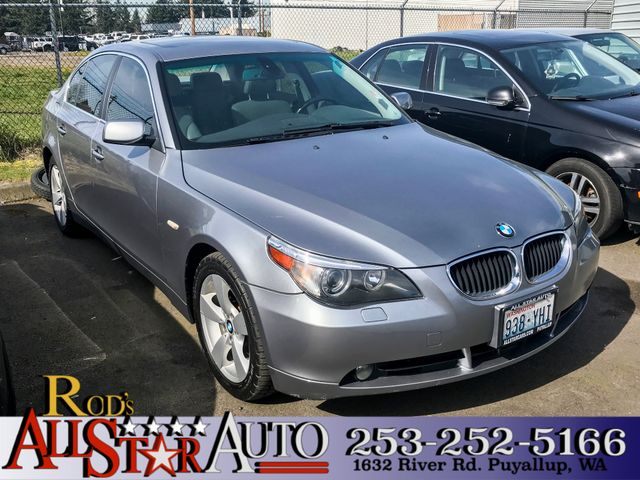 2006 BMW 525xi AWD The CARFAX Buy Back Guarantee that comes with this vehicle means that you can b