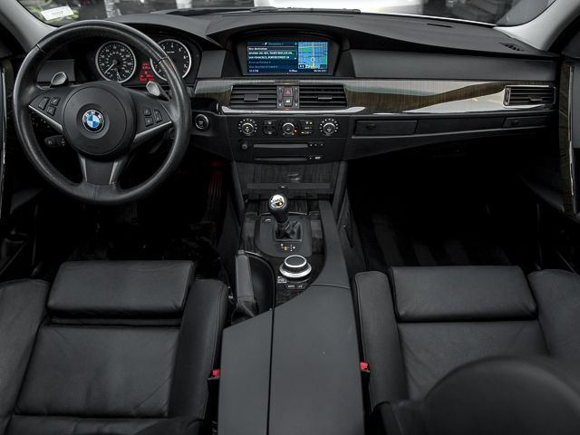 2006 BMW 530i Sport SMG Burbank, CA 8