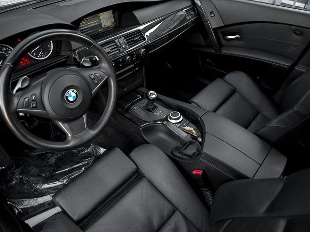 2006 BMW 530i Sport SMG Burbank, CA 9