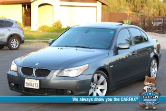 2006 BMW 530i SPORTS PKG AUTOMATIC XENON ALLOY WHLS SERVICE RECORDS Woodland Hills, CA