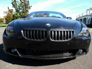 2006 BMW 650Ci  SPORT PACKAGE/NAVI/6-SPEED MANUAL Leesburg, Virginia