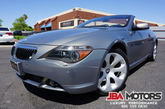 2006 BMW 650Ci Convertible 650i 6 Series 650 in Mesa AZ