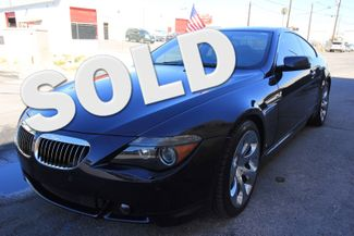 2006 BMW 650Ci* SPORT & PREM PKG* NAVI* PANO AUTO* 1 OWN* CHROMES* LOW MI* LIKE NEW* Las Vegas, Nevada
