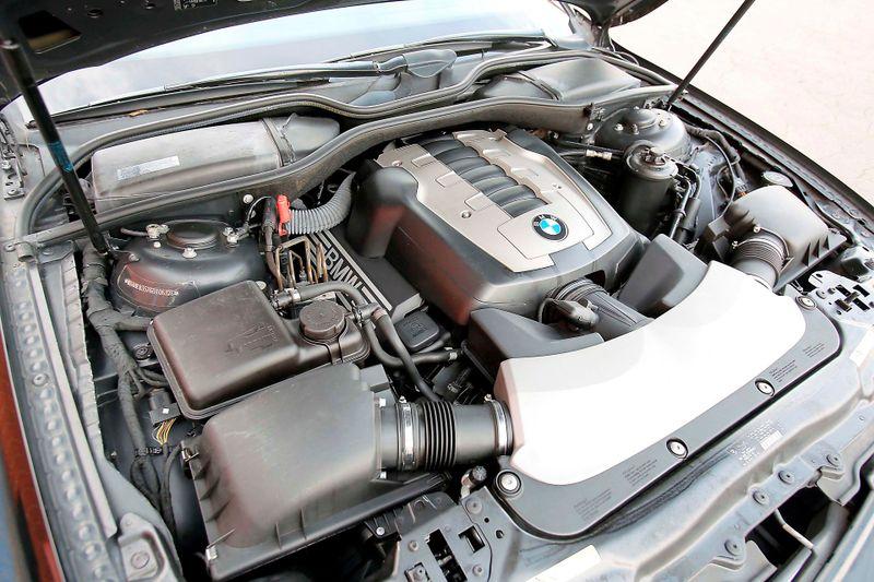 2006 BMW 750i - Luxury seats - Comfort access  city California  MDK International  in Los Angeles, California
