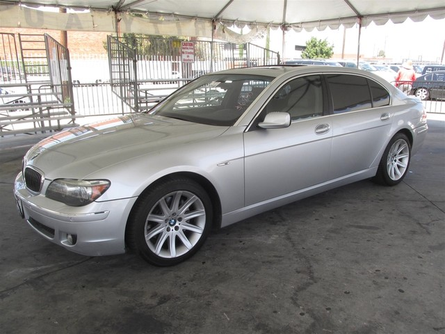 2006 BMW 750Li Please call or e-mail to check availability All of our vehicles are available fo