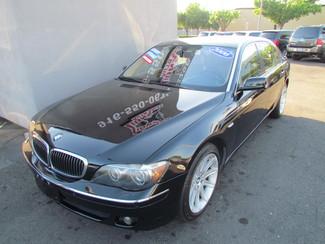2006 BMW 750Li Sacramento, CA 2