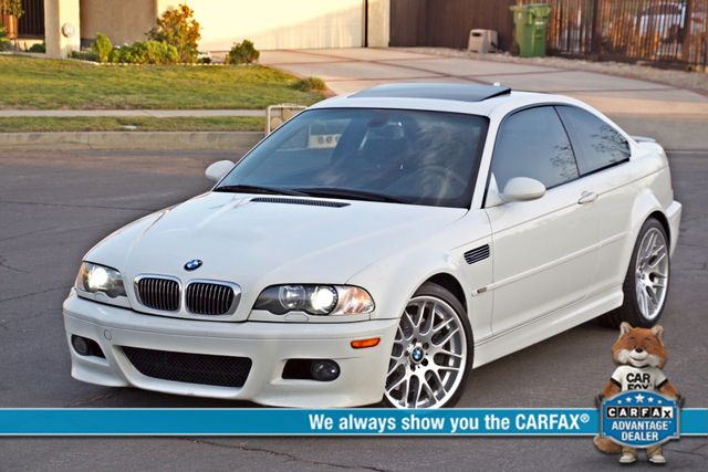 2006 BMW M3 COUPE COMPETITION PKG MANUAL NAVIGATION HEATED SEATS IMMACULATE COND. 1-OWNER Woodland Hills, CA 0