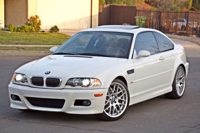 2006 BMW M3 COUPE COMPETITION PKG MANUAL NAVIGATION HEATED SEATS IMMACULATE COND. 1-OWNER Woodland Hills, CA 1