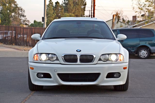 2006 BMW M3 COUPE COMPETITION PKG MANUAL NAVIGATION HEATED SEATS IMMACULATE COND. 1-OWNER Woodland Hills, CA 45