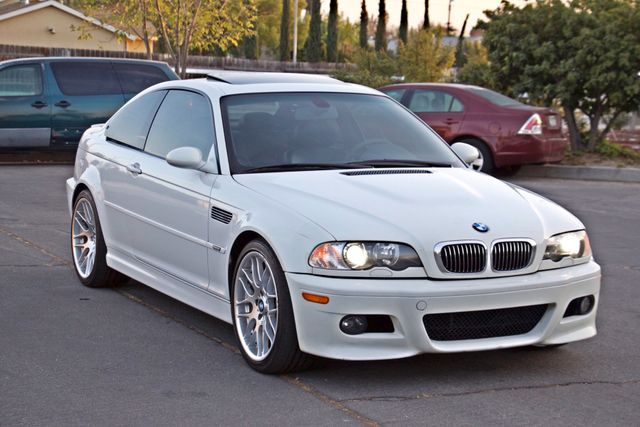 2006 BMW M3 COUPE COMPETITION PKG MANUAL NAVIGATION HEATED SEATS IMMACULATE COND. 1-OWNER Woodland Hills, CA 44