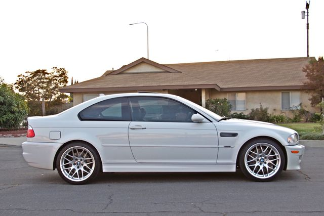 2006 BMW M3 COUPE COMPETITION PKG MANUAL NAVIGATION HEATED SEATS IMMACULATE COND. 1-OWNER Woodland Hills, CA 7