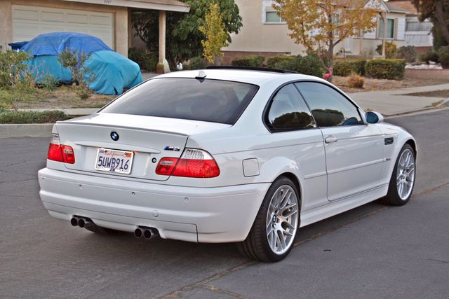 2006 BMW M3 COUPE COMPETITION PKG MANUAL NAVIGATION HEATED SEATS IMMACULATE COND. 1-OWNER Woodland Hills, CA 6