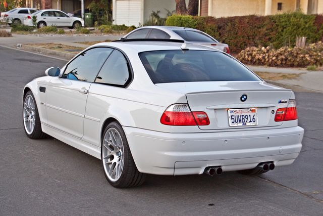 2006 BMW M3 COUPE COMPETITION PKG MANUAL NAVIGATION HEATED SEATS IMMACULATE COND. 1-OWNER Woodland Hills, CA 4