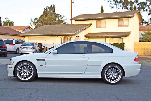 2006 BMW M3 COUPE COMPETITION PKG MANUAL NAVIGATION HEATED SEATS IMMACULATE COND. 1-OWNER Woodland Hills, CA 3